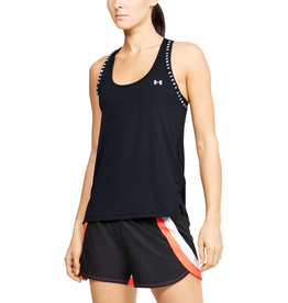 Under Armour UA Knockout Tank - Black-Black-White