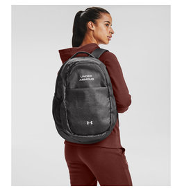 Under Armour UA Hustle Signature Backpack-GRY,OSFA