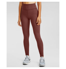 Under Armour Meridian Legging - Cinna Red--Metallic Silver