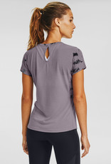 Under Armour UA Streaker 2.0 Inverse SS - Slate Purple-Blackout Purple-Reflective