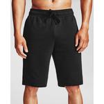 Under Armour UA Rival Fleece Shorts - Black--Onyx White