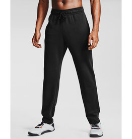 Under Armour UA Rival Fleece Pants - Black--Onyx White