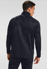 Under Armour UA Sportstyle Pqe Camo Tk Jt - Black--Black