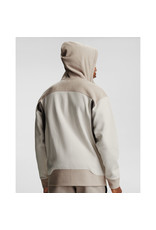 Under Armour UA Recover Fleece FZ Hoodie - Summit White--HIGHLAND BUFF