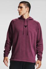 Under Armour UA Pjt Rck CC Flc Hoodie - Level Purple--Black