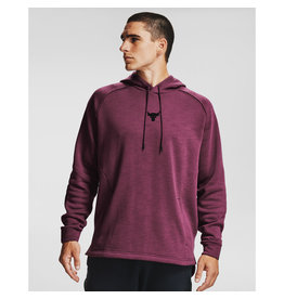 Under Armour UA Pjt Rck CC Flc Hoodie - Level Purple--Black