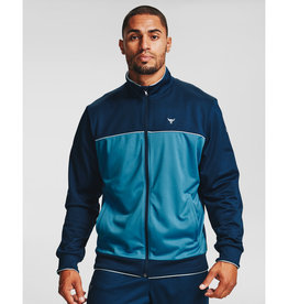 Under Armour UA PJT ROCK KNIT TRACK JKT - Academy--Acadia