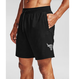 Under Armour UA Project Rock Unstoppable Short  - Black--Pitch Gray