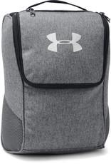Under Armour UA Shoe Bag - GRAPHITE MEDIUM HEATHER-Graphite-Silver - OSFA