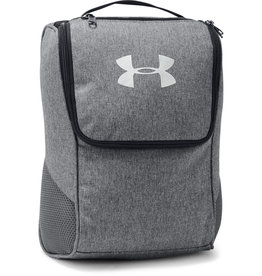 Under Armour UA Shoe Bag - GRAPHITE MEDIUM HEATHER-Graphite-Silver - OSFA