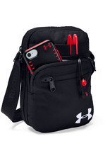 Under Armour UA Crossbody - Black-Black-White - OSFA