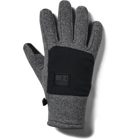 Under Armour UA ColdGear Infrared Fleece Gloves - Black-Black-Black