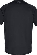 Under Armour Men's UA Tech Tee - Black--Graphite