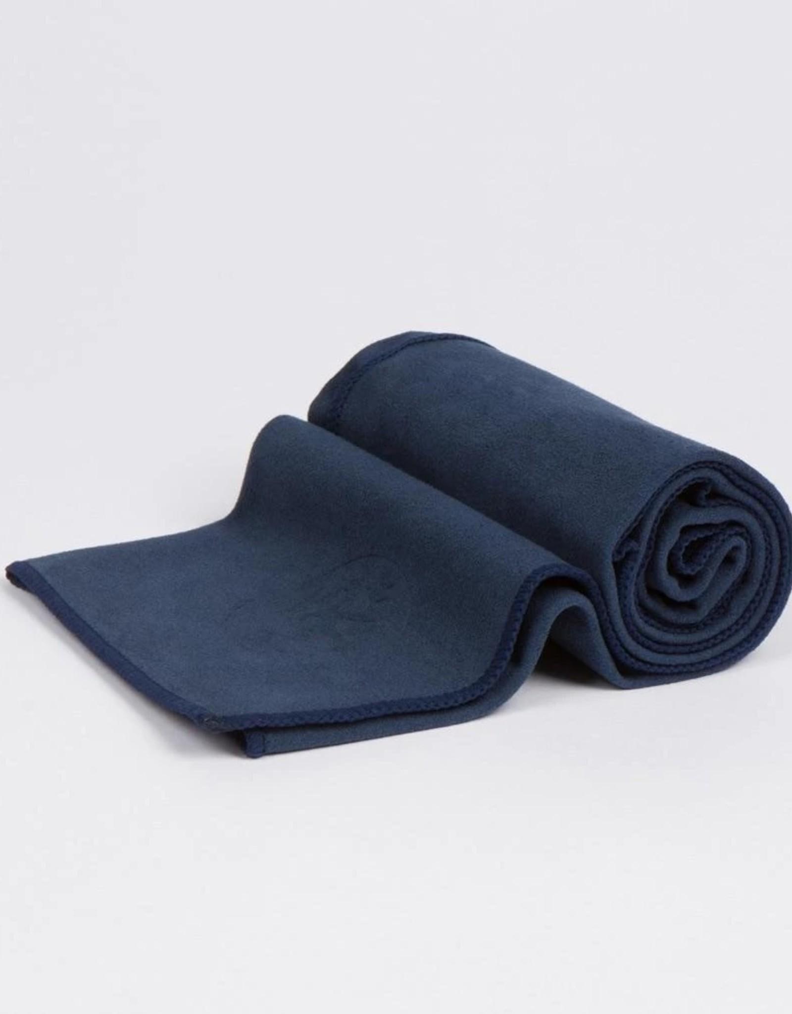 Manduka Towels-eQua-Hand-Midnight