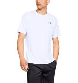 Under Armour Men's UA Tech Tee - White--Black