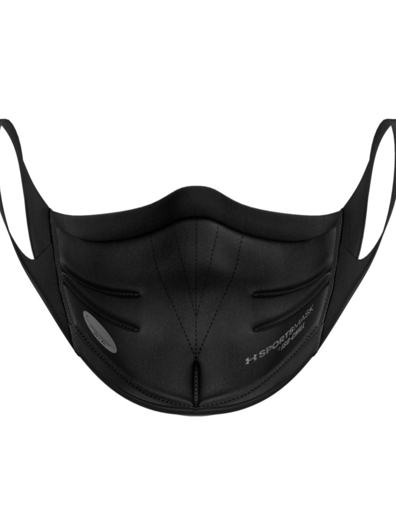 Under Armour UA SportsMask - Black - White