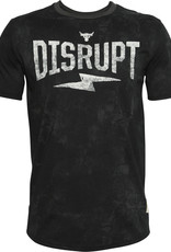 Under Armour UA PROJECT ROCK DISRUPT SS - Black--Onyx White