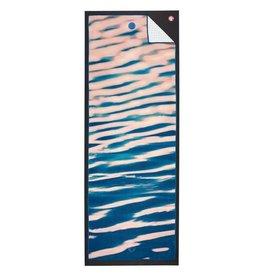 Manduka Yogitoes 2.0 towel-Waves