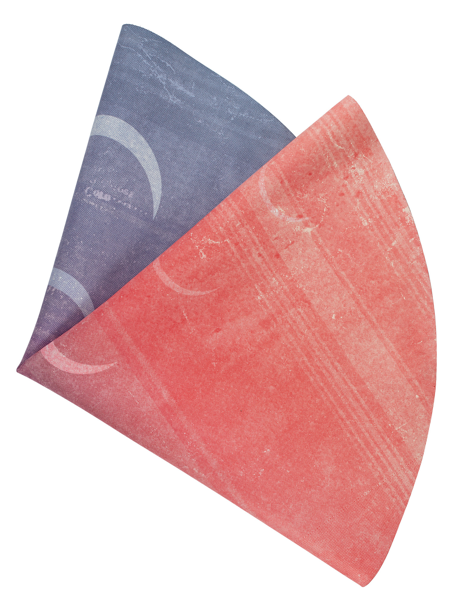 Manduka eQua eKO Round Mat 3mm-150cm-Luna Sunrise