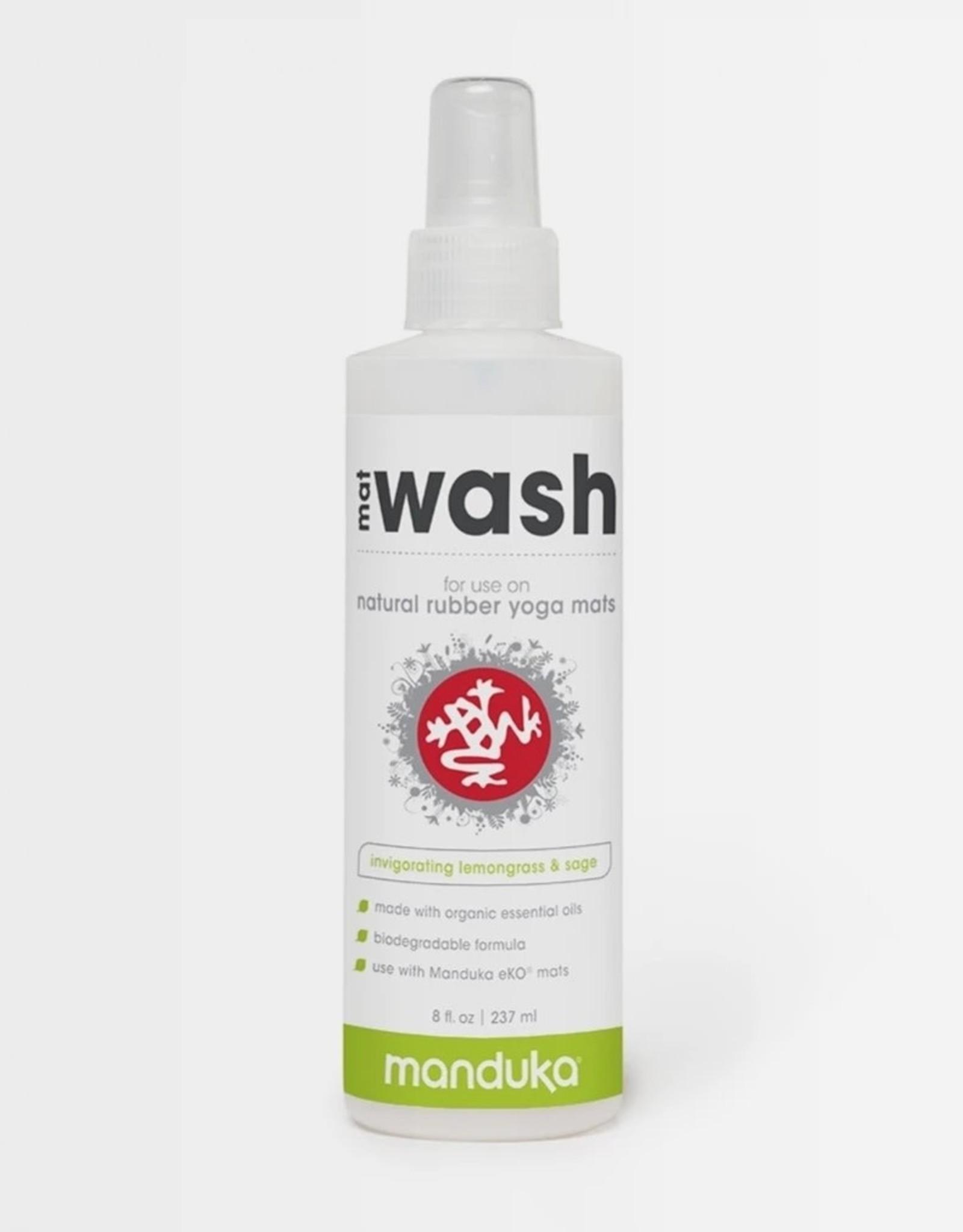 Manduka MatWash Renew 8OZ 237ml Lemongrass & Sage