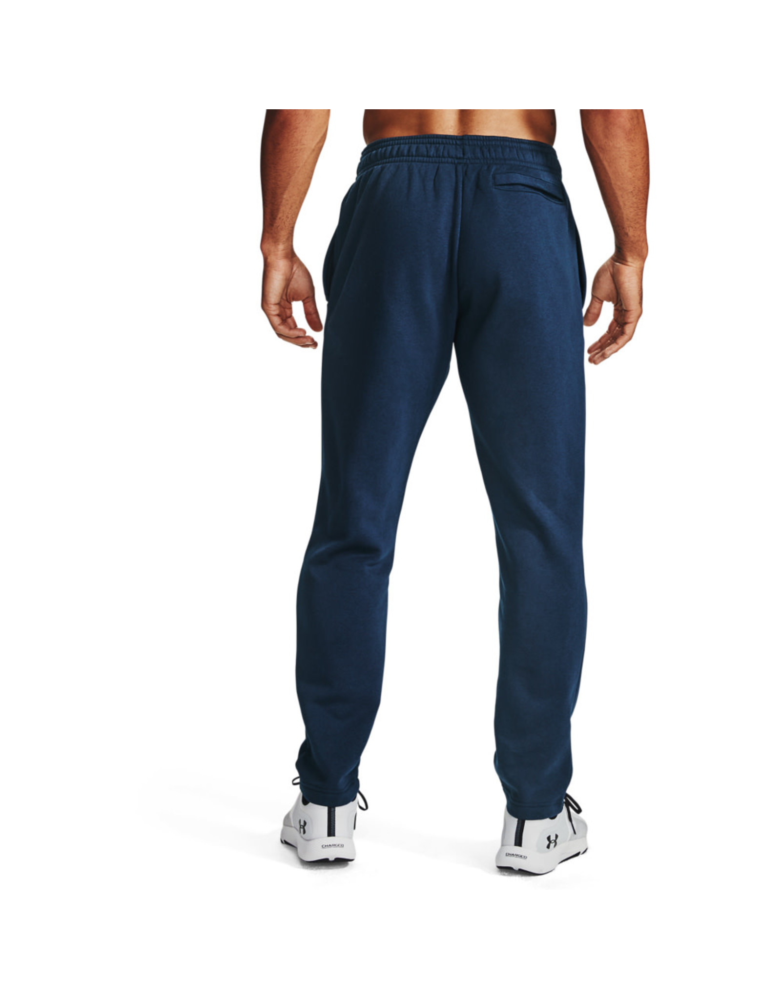 Under Armour UA Rival Fleece Pants - Navy