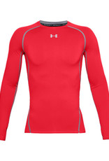 Under Armour HG Armour LS Compression - red