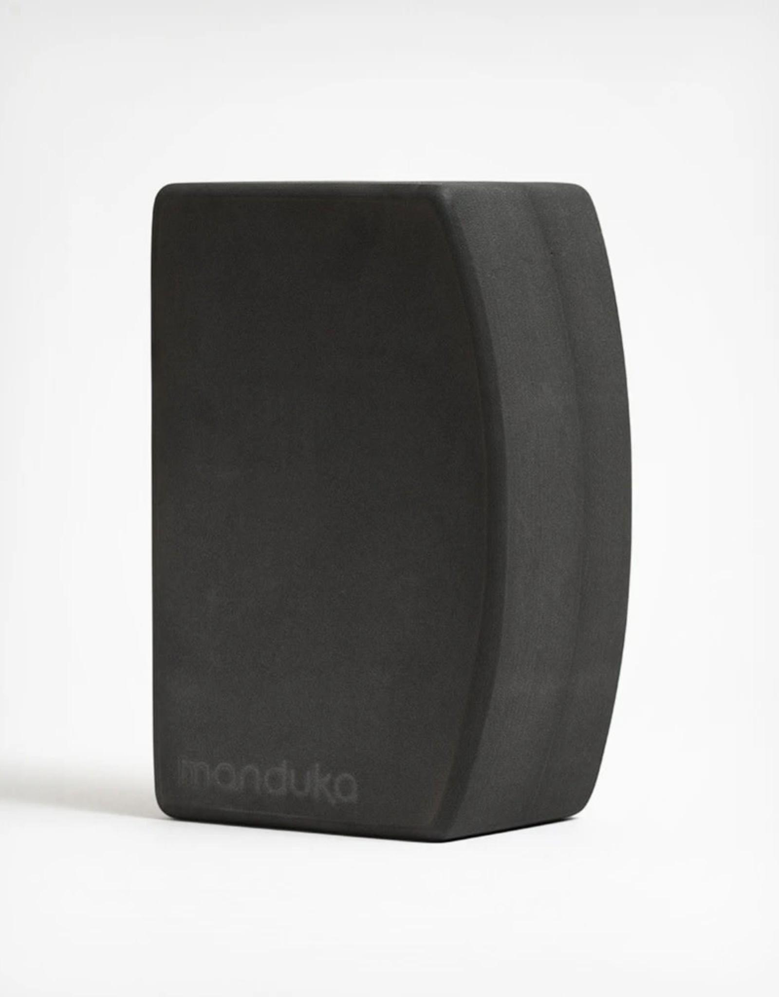 Manduka Recycled foam block-uNBLOK-Thunder