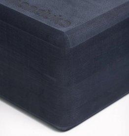 Manduka Yoga Blocks-R-Foam-Midnight