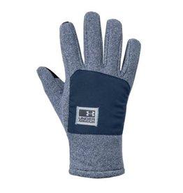 Under Armour UA ColdGear Infrared Fleece Gloves - Navy Blue