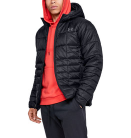 Under Armour UA Armour Insulated Hooded Jacket - Black