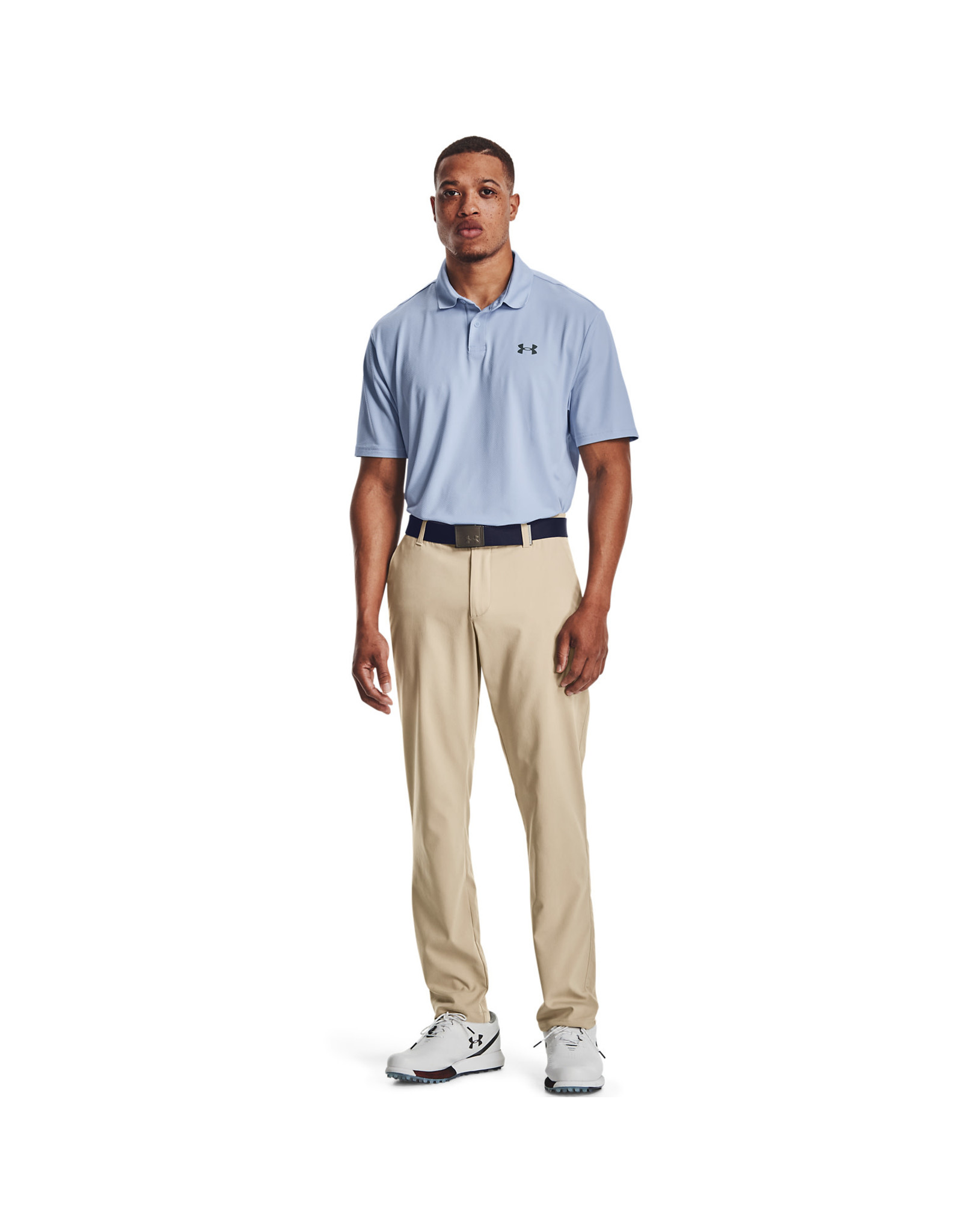 Under Armour UA Performance Polo 2.0-BLU