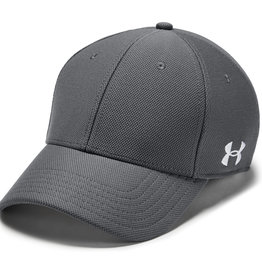 Under Armour Men's Blank Blitzing Cap-GRY