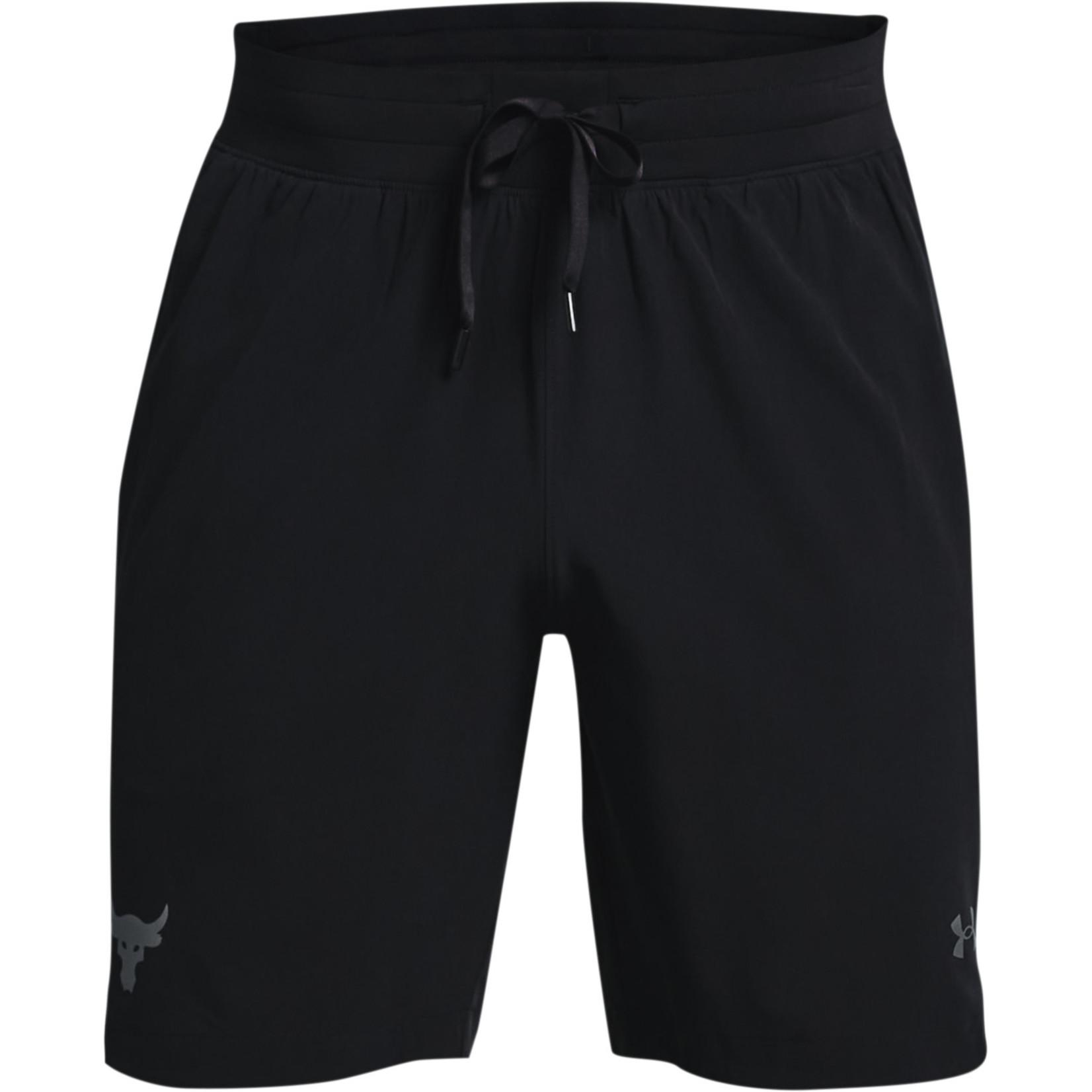 Under Armour UA Project Rock Snap Shorts-BLK