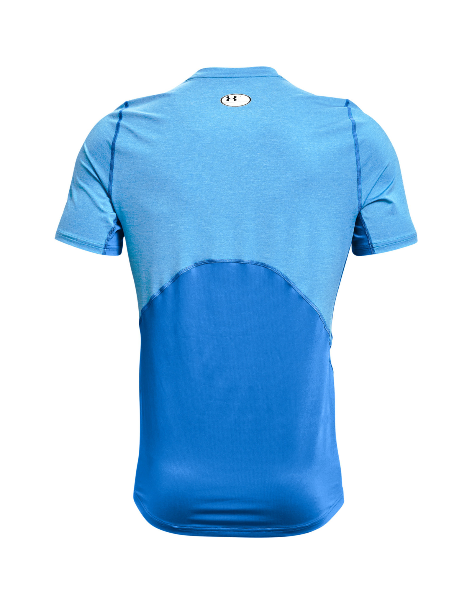 Under Armour UA HG Armour Fitted SS-BLU