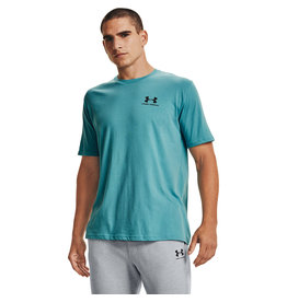 Under Armour UA SPORTSTYLE LC SS-BLU