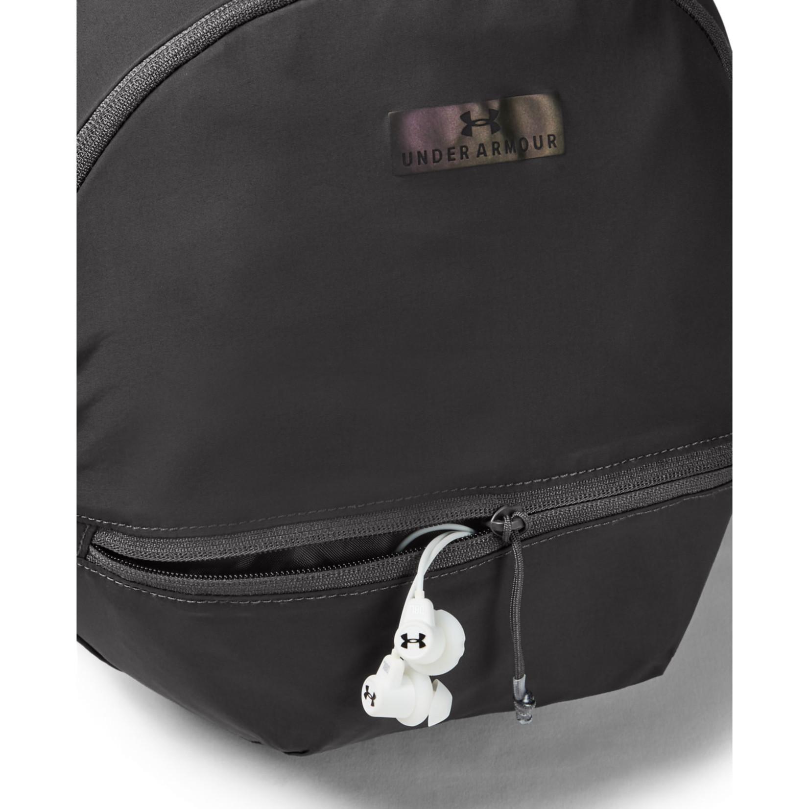 Under Armour UA Midi 2.0 Backpack-GRY,OSFA