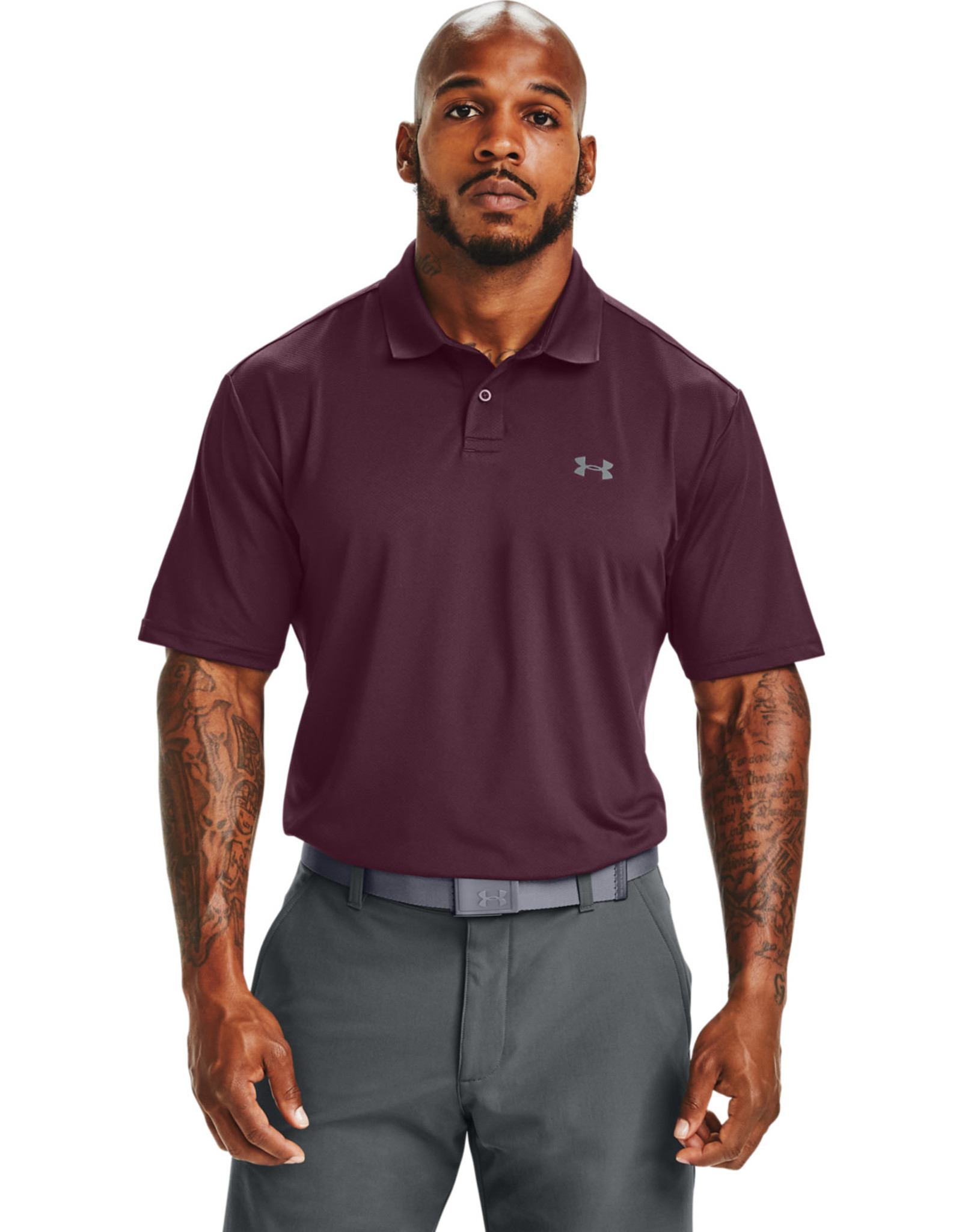 Under Armour UA Performance Polo 2.0-RED