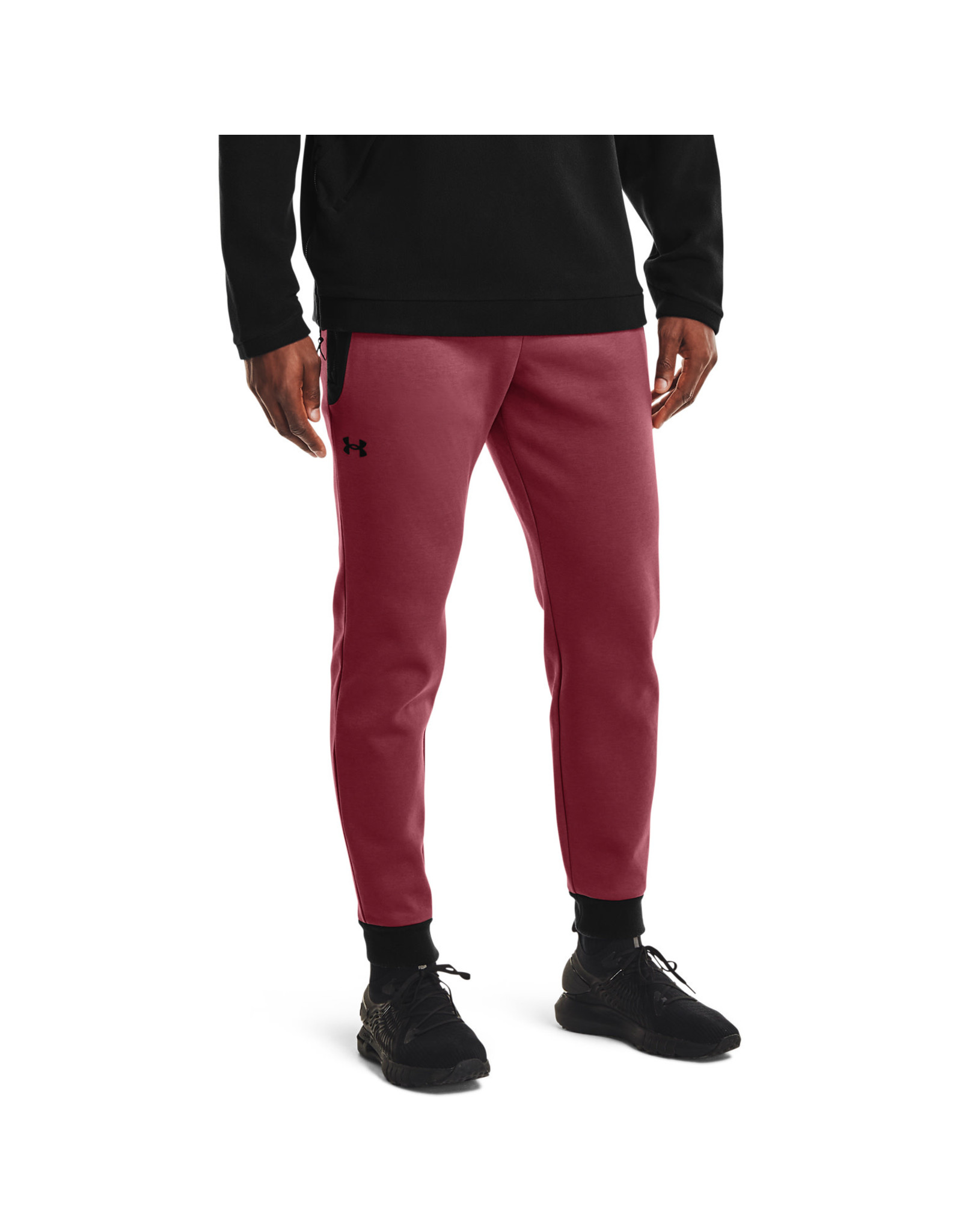 Under Armour UA Recover Fleece Pant-RED