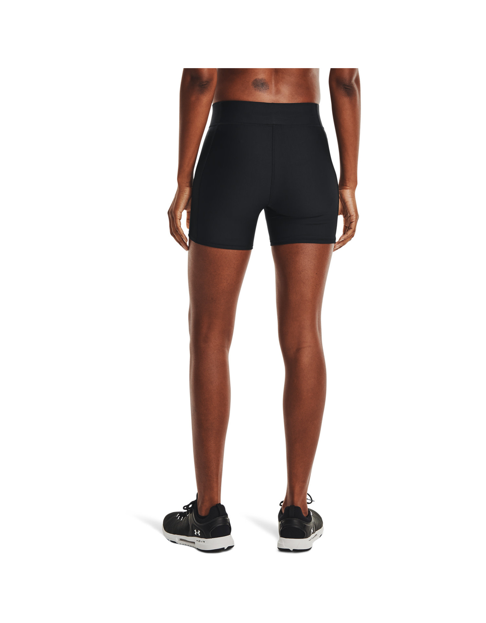 Under Armour HG Armour Mid Rise Middy-BLK