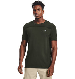 Under Armour UA Seamless SS-GREEN