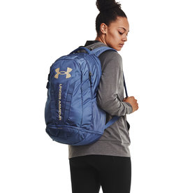 Under Armour UA Hustle 5.0 Backpack-BLU,OSFA