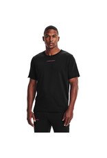 Under Armour UA Rival Terry AMP SS CREW-BLK