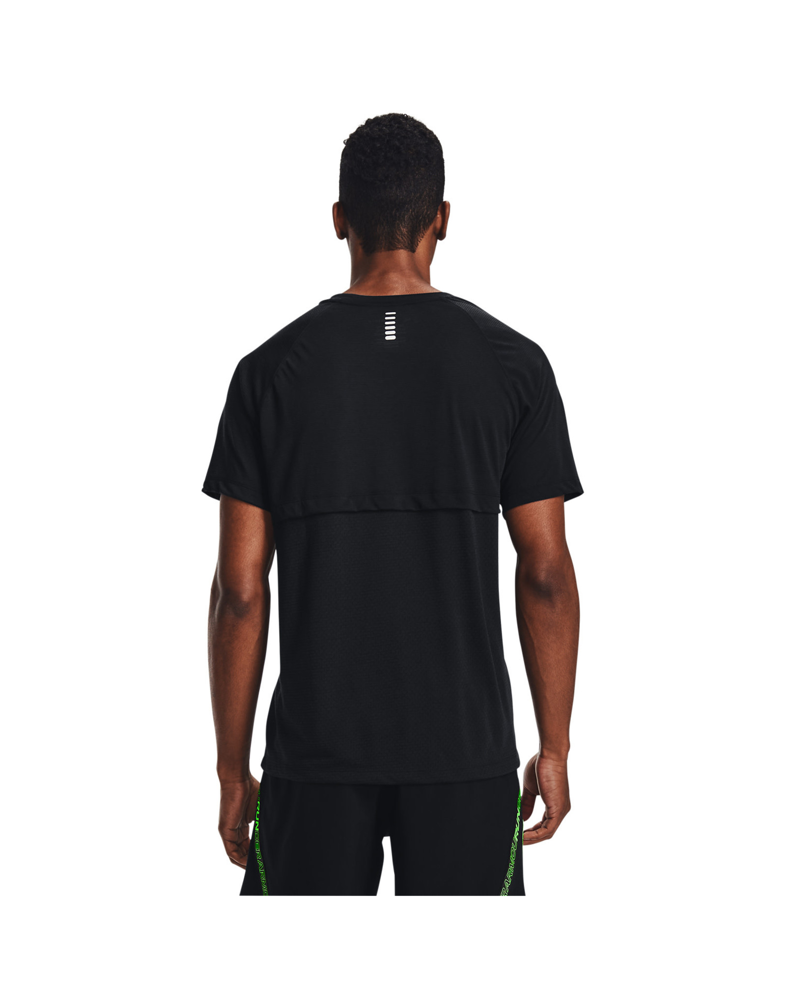 Under Armour UA Streaker SS-BLK