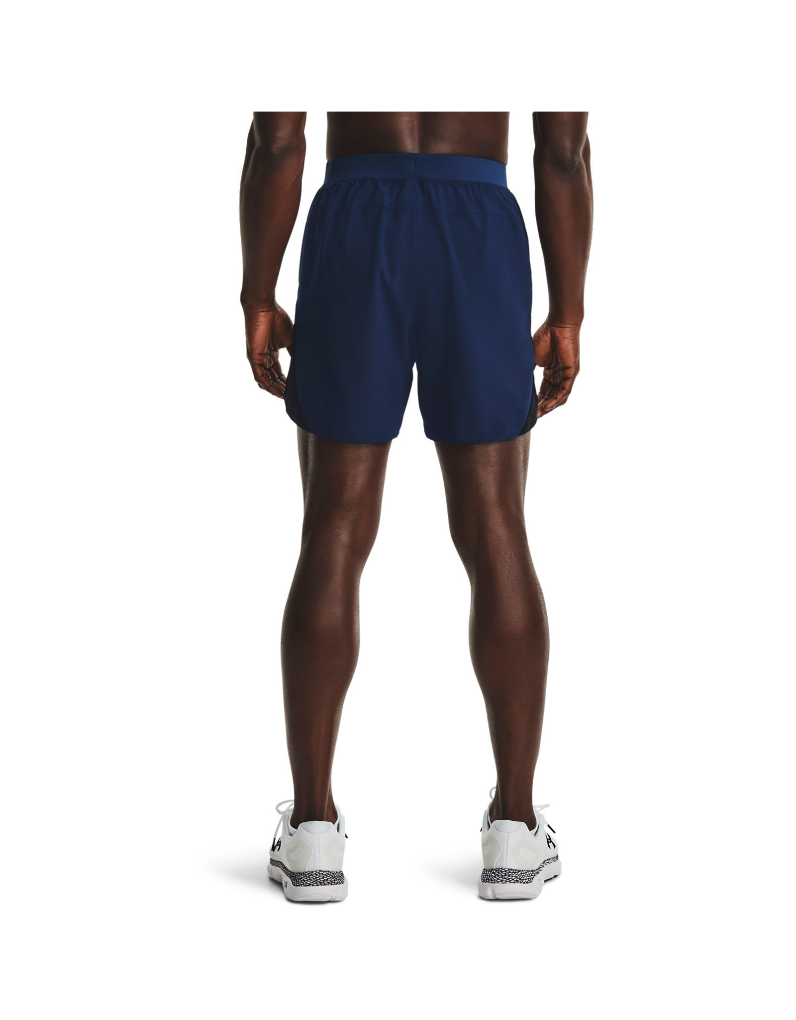 Under Armour UA Launch SW 5'' Short-NVY
