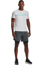 Under Armour UA Launch SW 7'' 2N1 Short-GRY