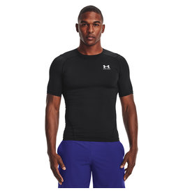 Under Armour UA HG Armour Comp SS-BLK