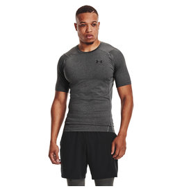 Under Armour UA HG Armour Comp SS-GRY