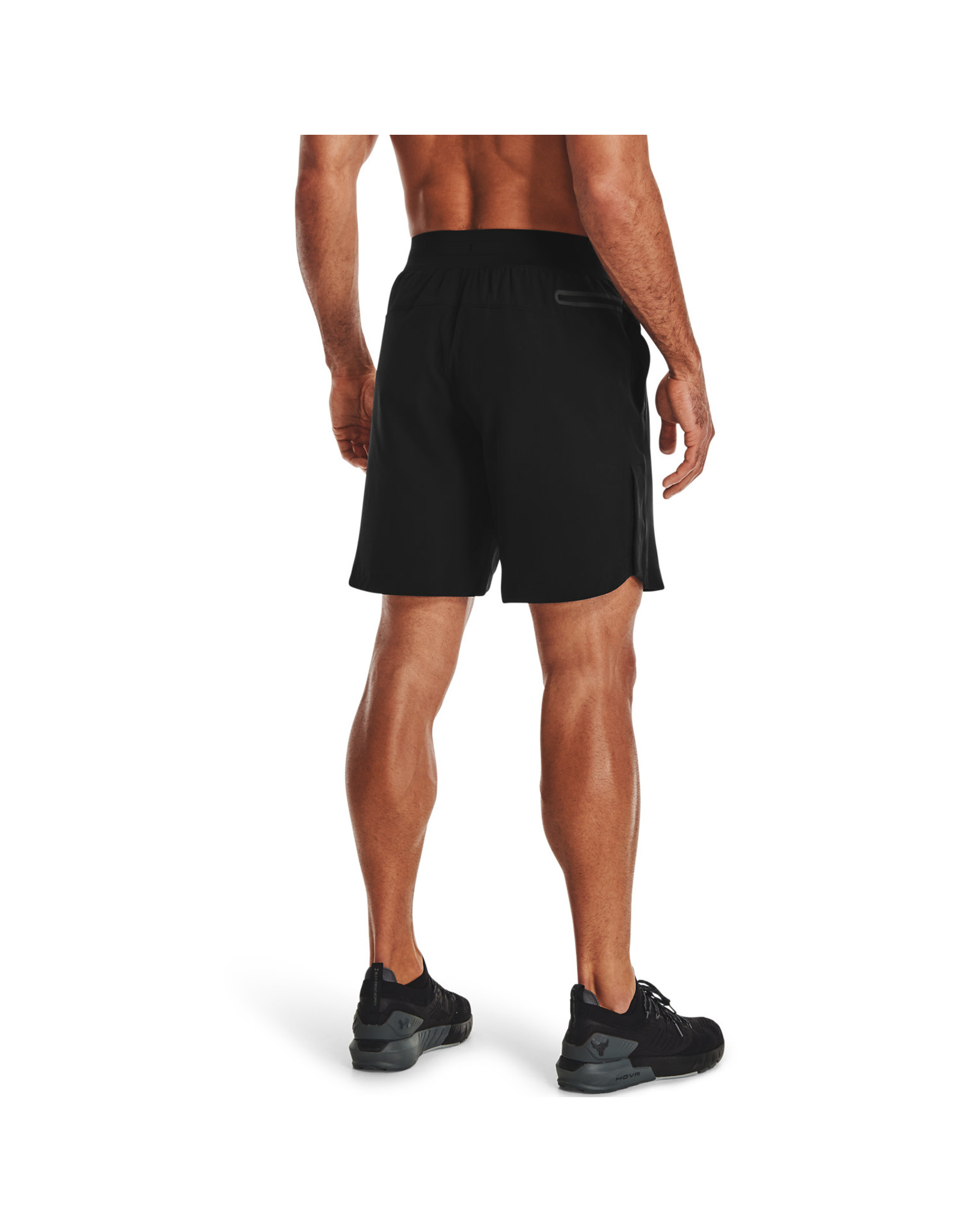 Under Armour UA Project Rock Snap Shorts-BLK