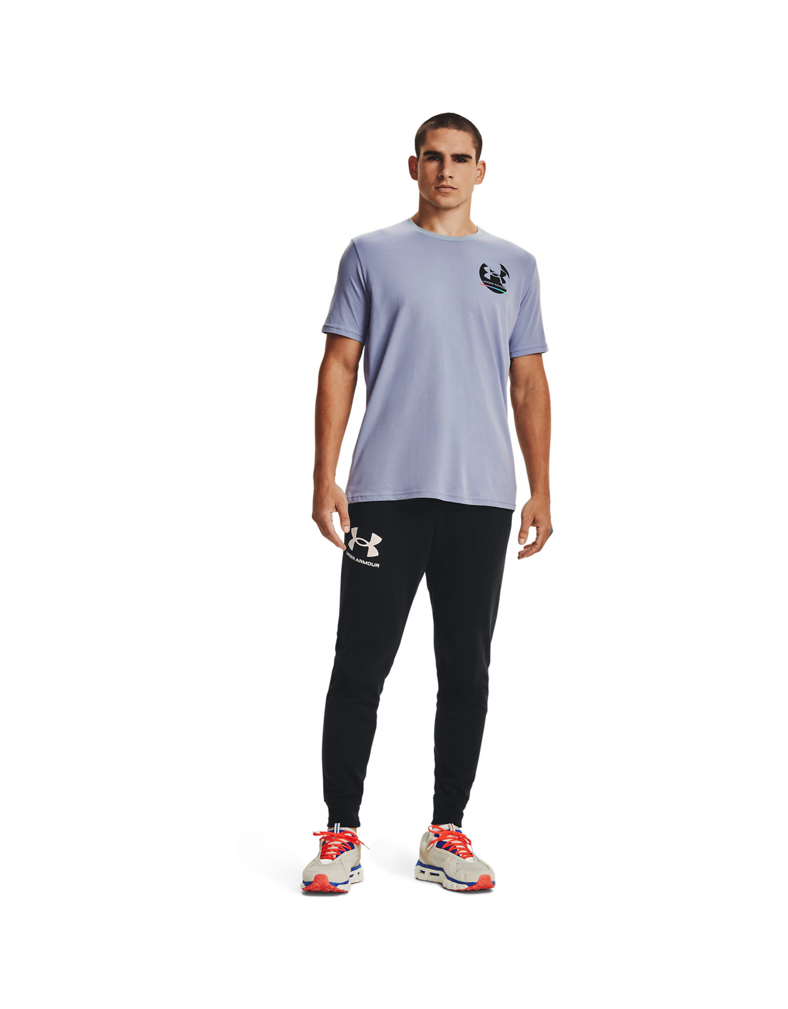 Under Armour UA In Gym SS Tee-BLU