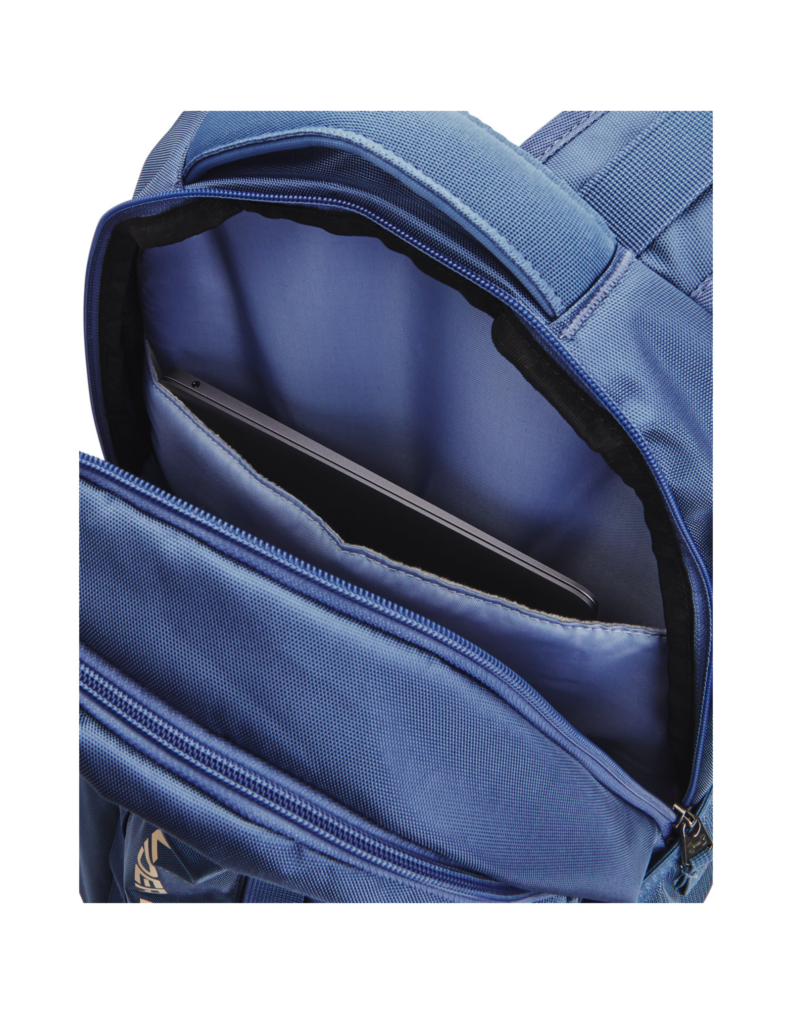 Under Armour UA Hustle 5.0 Backpack-BLU,OSFA